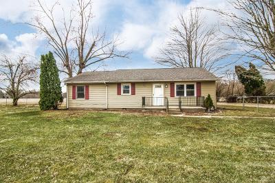 Preble County Single Family Home For Sale: 839 Us Rt 35