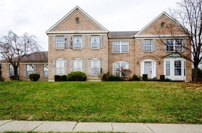 West Chester Single Family Home For Sale: 6162 Willow Crest Lane