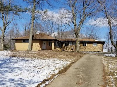 Colerain Twp Single Family Home For Sale: 4534 Blue Rock Road
