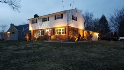 Blue Ash Single Family Home For Sale: 10215 Kerrianna Drive