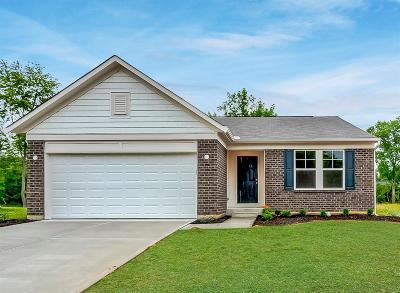 Single Family Home For Sale: 431 Pike Street