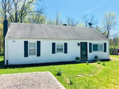 Deerfield Twp. Single Family Home For Sale: 9492 Rich Road