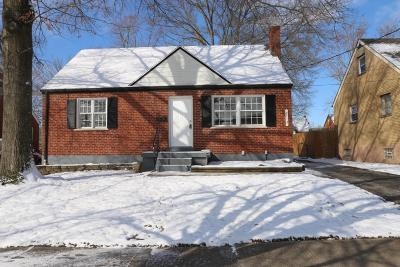 Colerain Twp Single Family Home For Sale: 9113 Coogan Drive