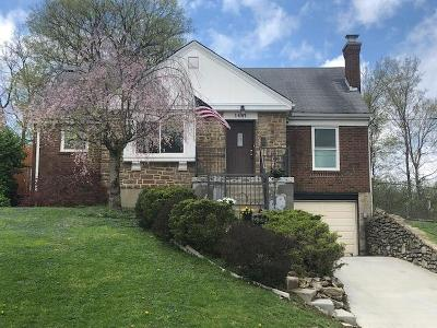 Single Family Home For Sale: 1401 Collinsdale Avenue