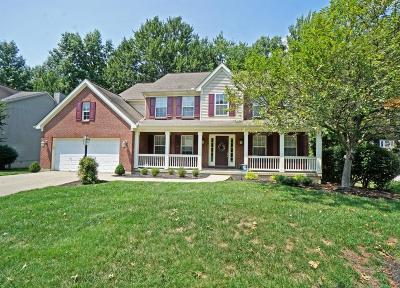 Single Family Home For Sale: 9279 Hickory Hill Court