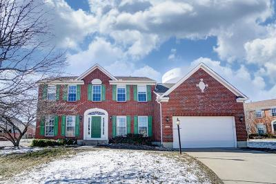 Deerfield Twp. Single Family Home For Sale: 5415 Roseland Place
