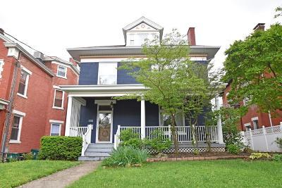 Cincinnati Single Family Home For Sale: 230 Hosea Avenue