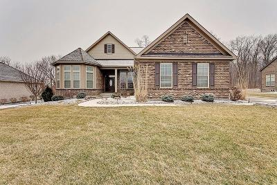 Liberty Twp Single Family Home For Sale: 6240 Winding Creek Boulevard