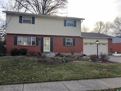 Loveland Single Family Home For Sale: 314 Stockton Drive