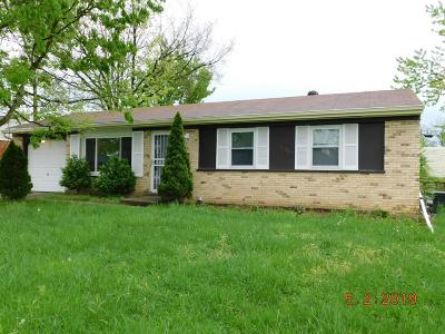 Hamilton County, Butler County, Warren County, Clermont County Single Family Home For Sale: 11526 Raphael Place