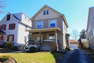 Cincinnati Single Family Home For Sale: 3640 Michigan Avenue