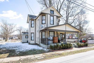 Morrow Single Family Home For Sale: 200 Mill Street