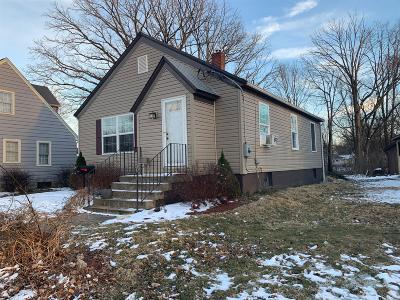 Adams County, Brown County, Clinton County, Highland County Single Family Home For Sale: 164 Truesdell Street