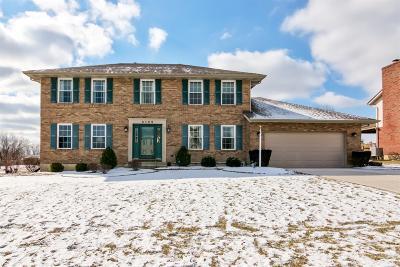 Fairfield Single Family Home For Sale: 4105 Summerdale Lane