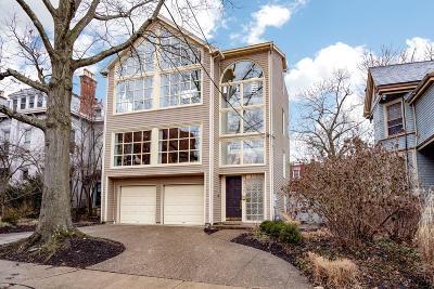 Cincinnati Single Family Home For Sale: 2427 Ingleside Avenue