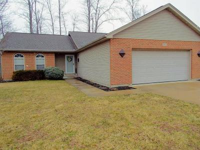 Wilmington OH Single Family Home For Sale: $184,500