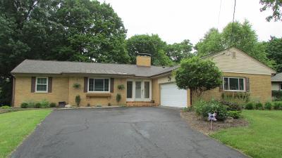Single Family Home For Sale: 5698 Mapleridge Drive