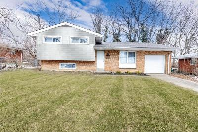 Forest Park Single Family Home For Sale: 11427 Rose Lane