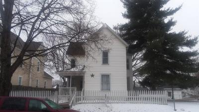 Adams County, Brown County, Clinton County, Highland County Single Family Home For Sale: 654 Lafayette Street