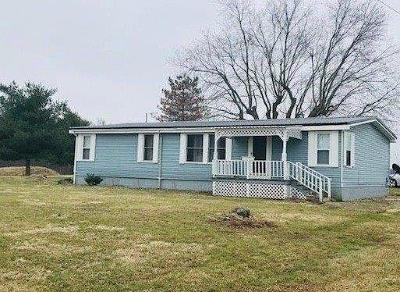 Brown County Single Family Home For Sale: 7784 Ashridge Arnheim Road