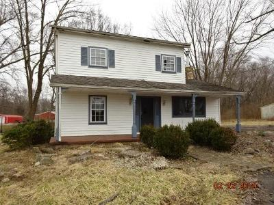 Warren County Single Family Home For Sale: 5168 St Rt 123