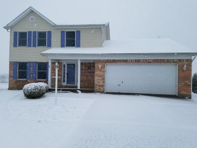 Highland County Single Family Home For Sale: 6021 Miller Lane