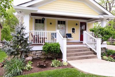 Montgomery Single Family Home For Sale: 9325 Zig Zag Road
