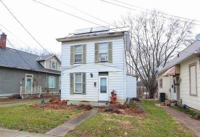Mason Single Family Home For Sale: 306 E Main Street