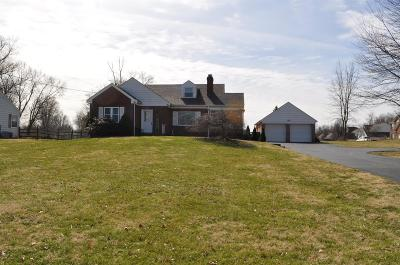 Single Family Home For Sale: 707 Clough Pike