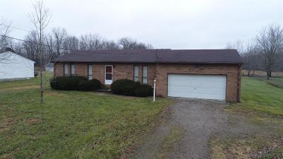 Clermont County Single Family Home For Sale: 5996 St Rt 133