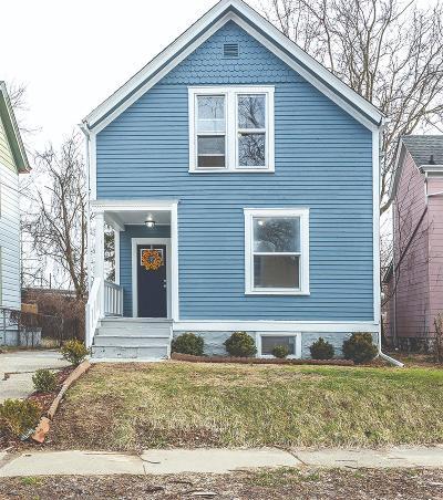 Cincinnati Single Family Home For Sale: 5612 Abbottsford Avenue