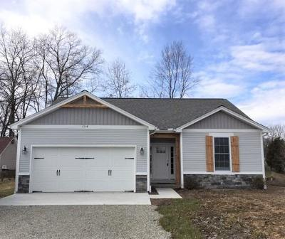 Adams County, Brown County, Clinton County, Highland County Single Family Home For Sale: 754 Waynoka Drive