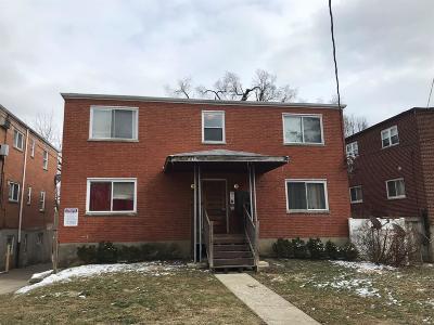 Cincinnati Multi Family Home For Sale: 1010 Winfield Avenue