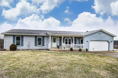 Butler County Single Family Home For Sale: 2810 Somerville Road