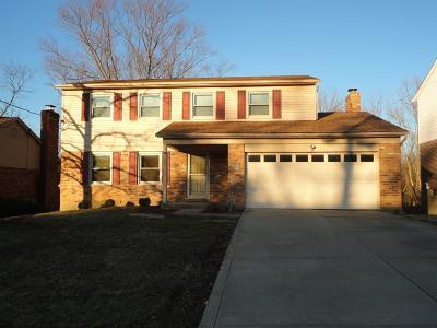 Single Family Home For Sale: 5874 Chapelhill Drive