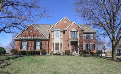 West Chester Single Family Home For Sale: 7580 Shoal Creek Circle
