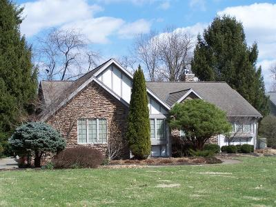 Brown County Single Family Home For Sale: 600 Lorelei Drive