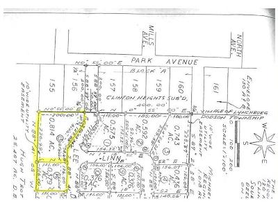 Adams County, Brown County, Clinton County, Highland County Residential Lots & Land For Sale: 13 Lee Drive