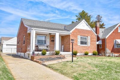 Single Family Home For Sale: 5850 Devon Court