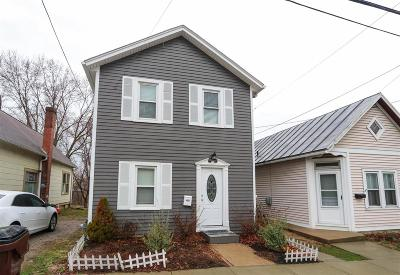Mason Single Family Home For Sale: 310 E Main Street