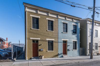 Cincinnati Single Family Home For Sale: 1616 Cooper Street