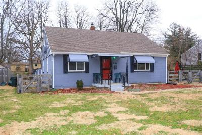 Fairfield Single Family Home For Sale: 556 Wyoming Avenue