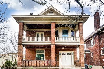 Cincinnati Single Family Home For Sale: 3605 Burch Avenue