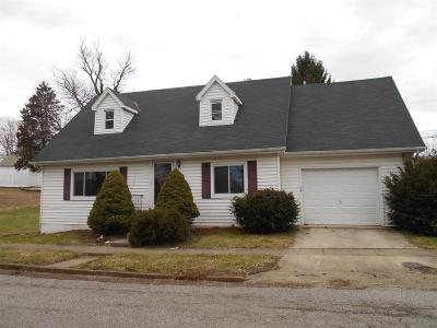 Adams County, Brown County, Clinton County, Highland County Single Family Home For Sale: 142 Walnut Street