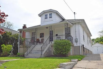 Single Family Home For Sale: 5813 High Street