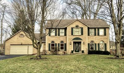 Clermont County Single Family Home For Sale: 839 Old Mill Drive