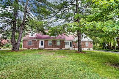 Hamilton County Single Family Home For Sale: 10334 Montgomery Road