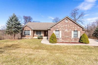 Colerain Twp Single Family Home For Sale: 5320 W Kemper Road