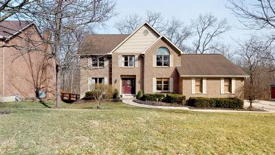 West Chester Single Family Home For Sale: 8448 Eagleridge Drive