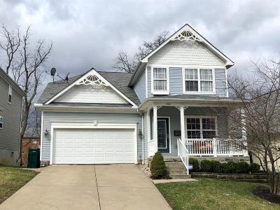 Cincinnati Single Family Home For Sale: 4515 Butterfield Place